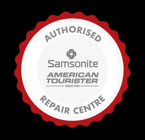authorised repair centre samsonite